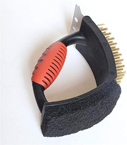Brosse Barbecue Grill Brosse Barbecue Vapeur Grill Brosse Barbecue Vapeur Cleaner Brosse Pinceau à Badigeonner BBQ Vapeur BBQ Brosse De Nettoyage