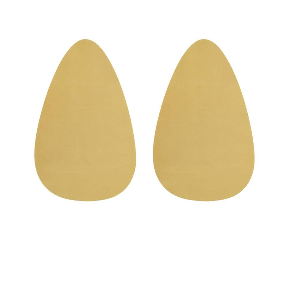 Miss Cecile Sticky Bra Nipplecovers Brassy Strapless Backless Stick on Bra