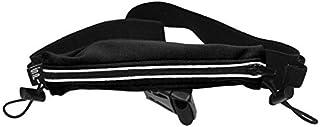 SPIbelt Uni Original Endurance Series with Zipper Esecuzione Tasche, Black, S XL SPIB6|#Spibelt 7BL-E001-001
