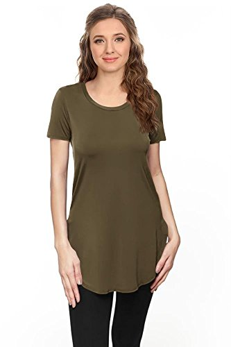 Womens Modal Cap Sleeve Top