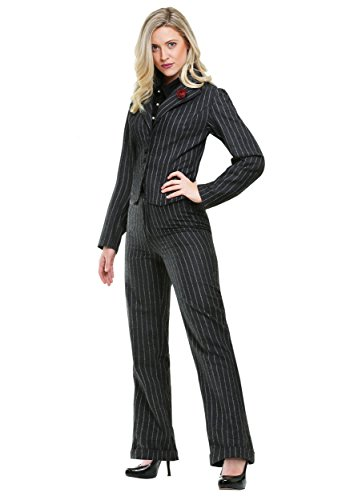 Female Gangster Costume - XL