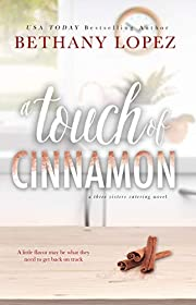 A Touch of Cinnamon (Three Sisters Catering Book 2)