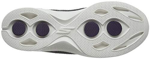 Go Skechers Bkpr Scarpe Purple Black Nero Donna Running 4 Walk dvqtwzxrv