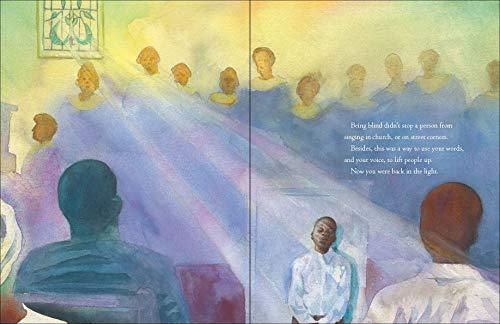 Dark Was the Night: Blind Willie Johnson's Journey to the Stars