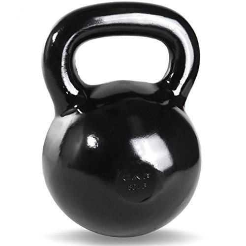 Kettlebell Size: 80 lbs by CAP Barbell
