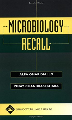 Microbiology Recall (Recall Series)