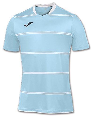 Jomaメンズ標準半袖フットボールTシャツ B00ZRFAWFQ Small|Sky Blue / White Sky Blue / White Small