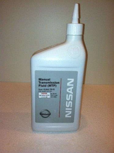 amazon com genuine nissan infiniti manual transmission fluid rh amazon com nissan frontier manual transmission oil change nissan manual transmission fluid change