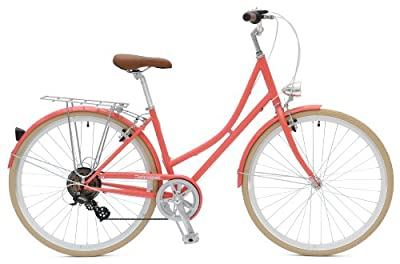 Retrospec Bicycles Step-Thru Sid-7 Dutch Style Hybrid Urban Commuter Road Bicycle