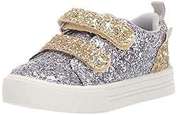Glittery Casual Slip-on Sneaker