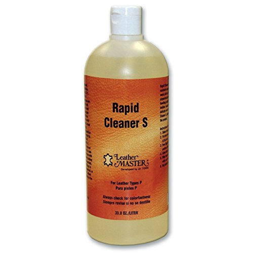 Leather Master - Rapid Cleaner S - 1 Liter - 22994 (Leather Master Foam Cleaner)