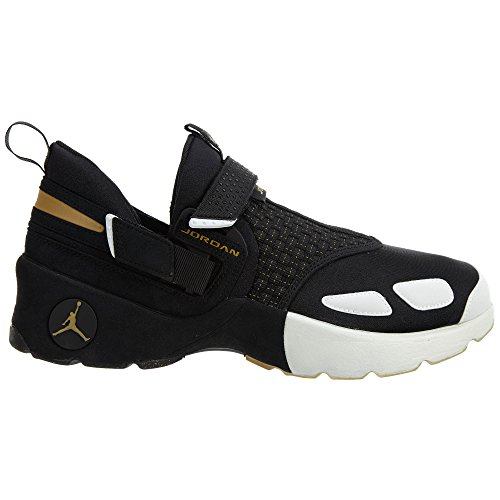 Nike Heren Jordan Trunner Lx Bhm Zwart / Goud-wit Neopreen