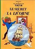 les aventures de tintin le secret de la licorne french edition of the secret of the unicorn hardcover div french ed herge