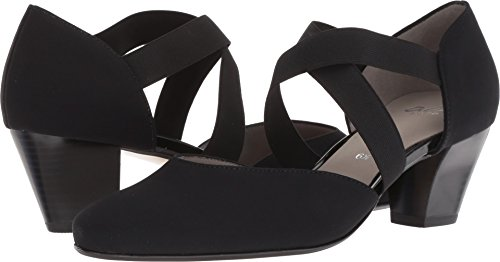 ara Women's Tiffanie Black Fabric 5.5 M UK