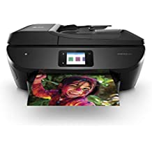 HP ENVY Photo 7855 All In One Photo Printer with Wireless Printing, Instant Ink Ready (K7R96A) (Renewed)