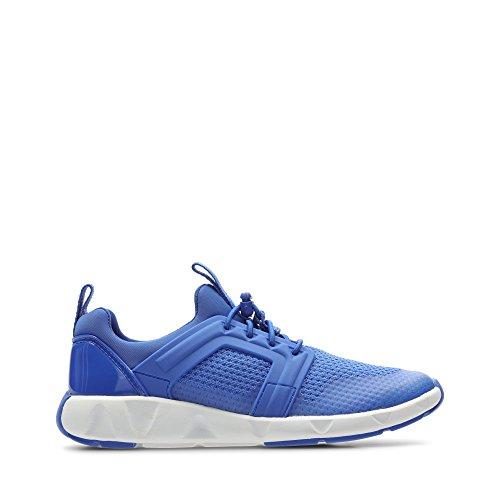 Bleu de à Chaussures Lacets Ville Femme School Bleu pour 0q5U4Fx