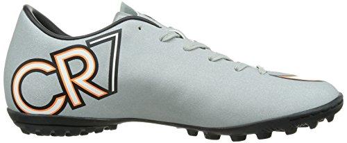Grau Cr V Silver Boots Blk Tf Mtllc Trq Mercurial Victory Football Men hypr blk 's NIKE nFxq1SqC