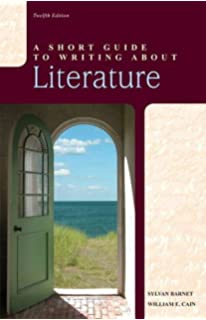 Amazon writing about literature 13th edition 9780205230310 a short guide to writing about literature 12th edition fandeluxe Gallery