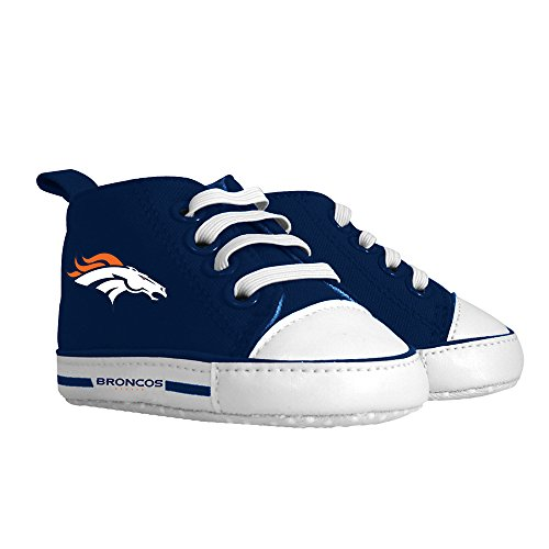 Baby Fanatic Pre-Walker Hightop, Denver Broncos