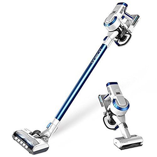 Tineco A10 Hero Cordless Vacuum Cleaner, 350W Digital Motor, Lithium Battery, Motorized LED Power Brush, 2 in 1 Vacuum Cleaner, Cordless Stick Vacuum with High Power & Long Lasting, Lightweight