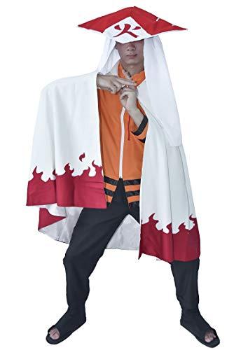 Gaara Cosplay Costumes - DAZCOS US Size Adult Anime Costume