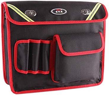 HZG リアリティ多機能オックスフォード布電気技師ベルトポーチメンテナンスツールのショルダーバッグ便利なツールバッグ、サイズ:S 職人スペシャルパッケージ