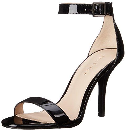 Black Pelle Leather Moda Dress Women's Sandal Kacey w0RY08xq