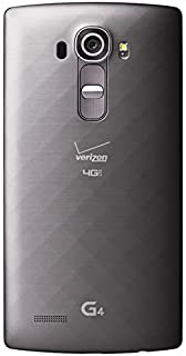 Amazon com: LG G4, Ceramic White 32GB (Verizon Wireless): Cell