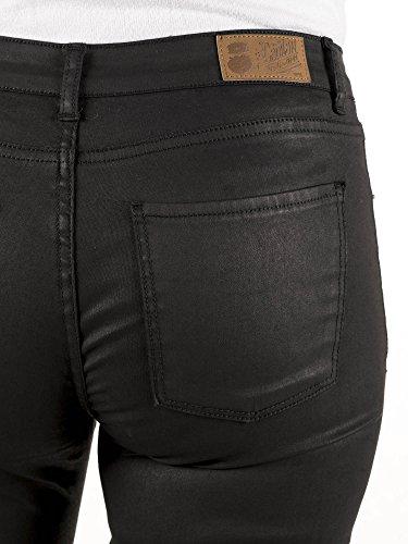 Merca Jeans Hardy Pl, Vaqueros Skinny para Mujer Negro (Negro Encerado)