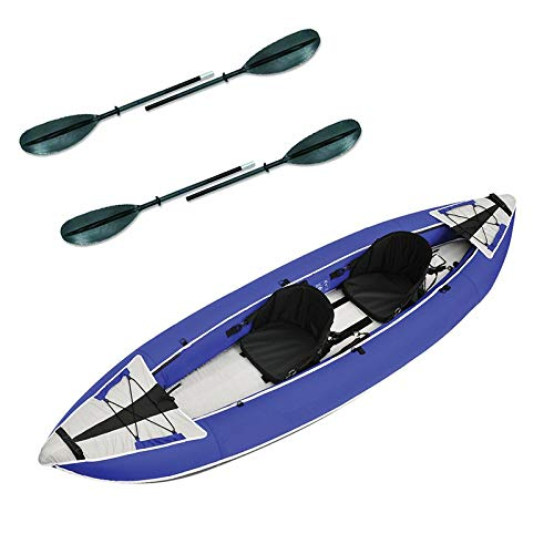 MRT SUPPLY Durango 2 Personas Kayak Inflable y Ajustable ...
