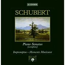 Schubert:  Piano Sonatas (Comp