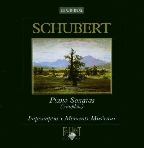 Schubert: Piano Sonatas (Complete) / Impromptus