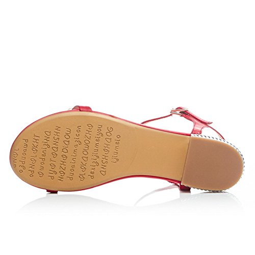 1TO9 Sandales Sandales pour femme pour red femme red 1TO9 TqtnaSvtw