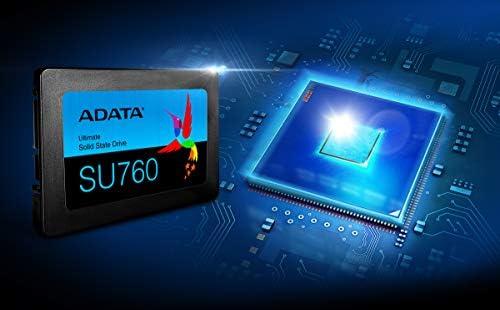 ADATA SU760 1TB 3-D NAND 2.5 Inch SATA III Internal SSD (ASU760SS-1TT-C)