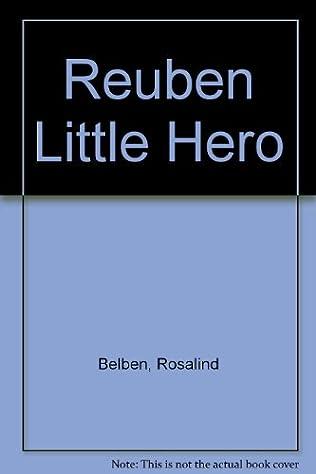 book cover of Reuben Little Hero