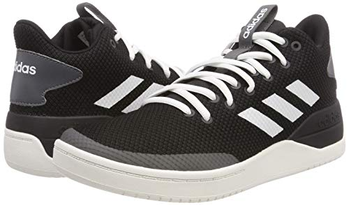 Grey Black Negro de Zapatillas Bball80s White Core Hombre para Five Baloncesto Ftwr adidas H8YPxSnww
