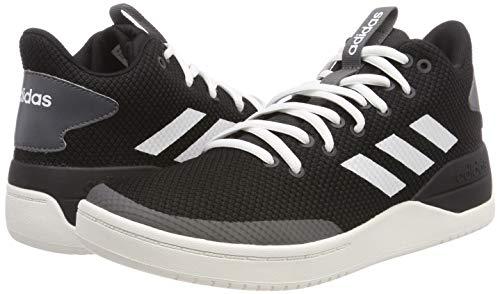 Ftwr adidas Hombre White de Zapatillas Bball80s Baloncesto Core para Negro Five Black Grey ZfrzqZwFX