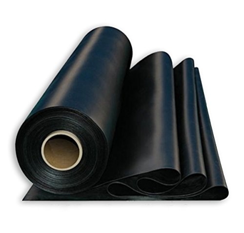 45 Mil EPDM Fish Safe Pond Liner 10' X 20' - 25 Year Warranty