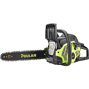 "Poulan 967084701 38cc 2 Stroke Gas Powered Chainsaw, 16"""