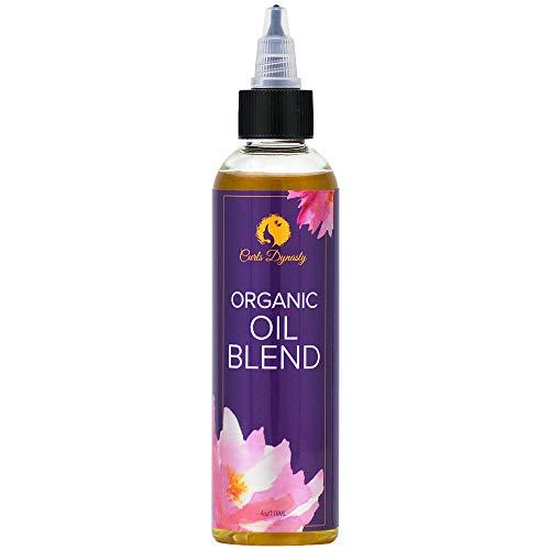 (Curls Dynasty Organic Oil Blend 4 oz)