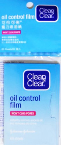 Clean Clear Control Blotting Oil absorbing product image