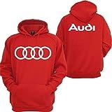 Audi Hoodie Sport Cars JDM dope AUDI TT QUATTRO Turbo illest Boost Sweatshirt