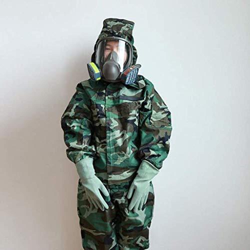 gz Ropa de protección química dedicada con ácido de campana ...