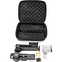 Nodal Ninja NN3 MKII Starter Package, Includes F3106 Rails, Rotator, Knobs, Camera Plate, Detent Rings, Case, Rail Stops, Ring, Washers, Screw Adapter