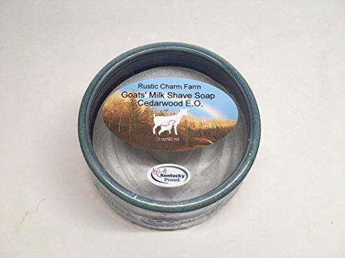 Goats' Milk Shave Soap (Milk Shaving)