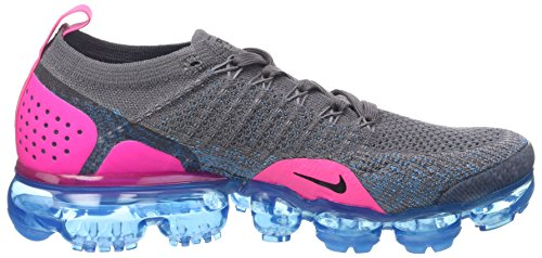 Blue Air Black Orbit W Vapormax Running 004 Smoke Gun Gris Compétition NIKE de Pink 2 Femme Flyknit Chaussures Blast 6qC55