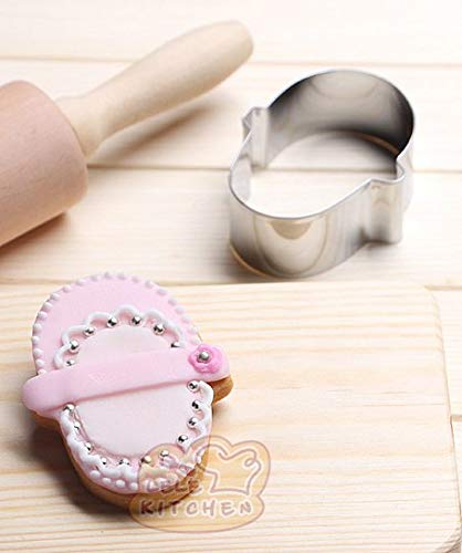 1 Piece HEARTMOVE Cartoon Babouche Cake Mould Stainless for sale  Delivered anywhere in Canada