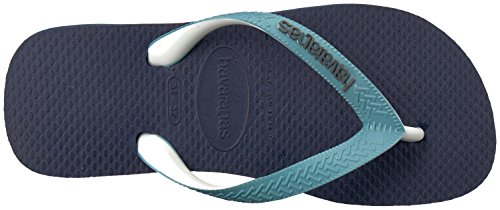 Havaianas Kid's Top Mix Sandal, Navy Blue/Mineral Blue 23/24 BR/Toddler (9 M US) - Image 8