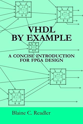 Vhdl By Example Paperback – Illustrated, May 28, 2014