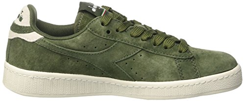 outlet with paypal buy cheap huge surprise Diadora Unisex Adults' Game S Sneaker Low Neck Green (Verde Olivina) cheap find great factory outlet for sale with paypal sale online IzzDy91eHN